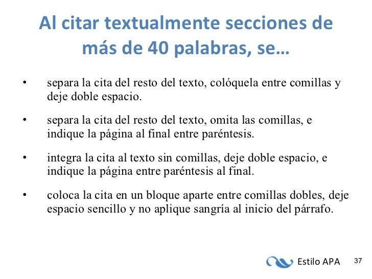 Normas Icontec Citas Internet - 46859