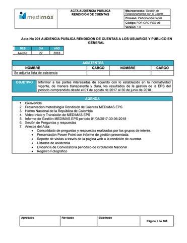 Citas En Linea Carmen - 824751