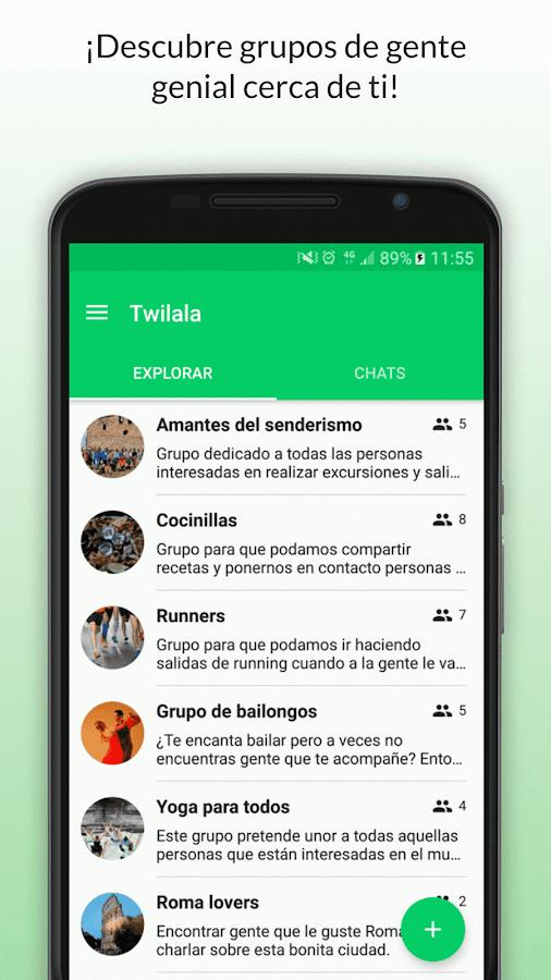 Apps Para Conocer Gente - 699383