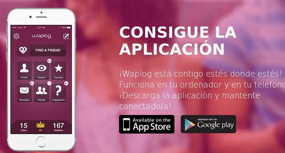 Aplicaciones Conocer Gente Espaa - 427093