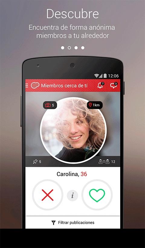 App Conocer Gente Gratis - 535021