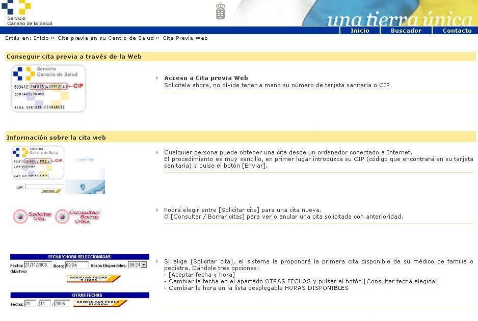 Citas Web - 450225