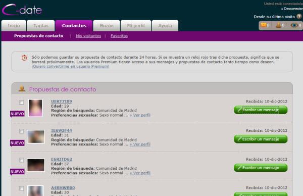 Conocer Personas - 664087